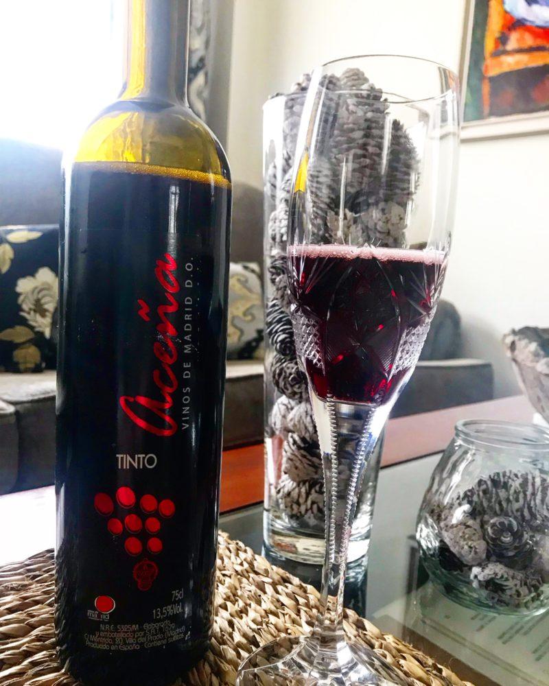 vinos tinto de Madrid