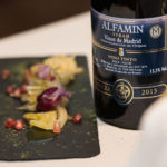 Nuestro vino tinto crianza, Alfamin, fruto de una tradición centenaria