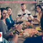 ¡El vino es perfecto para celebrar!