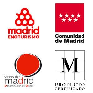Madrid Enoturismo | Comunidad de Madrid | Vinos de Madrid D.O. | Producto Certificado