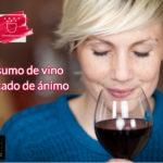 El consumo de vino y el estado de ánimo