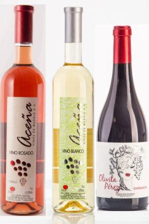 Pack vino recomendado D.O Vinos de Madrid