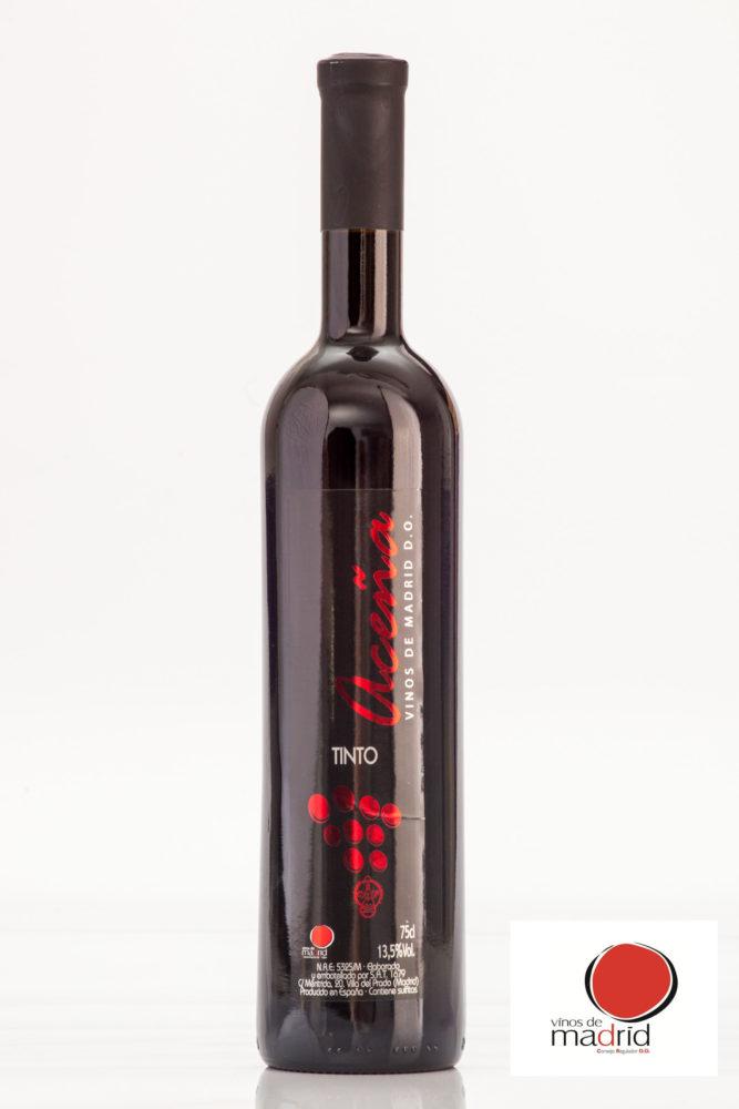 Vino Tinto Semidulce Aceña D.O. Vinos de Madrid