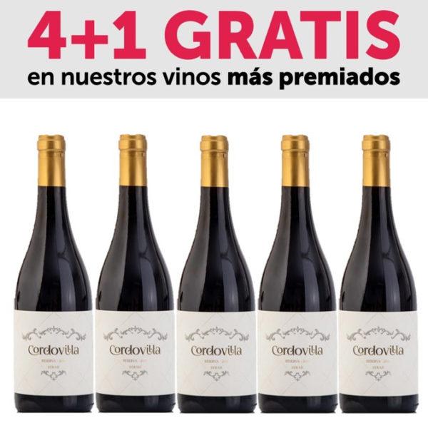 Oferta vino reserva madrid