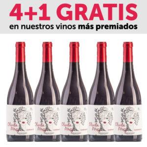 Vino Tinto Premium Madrid