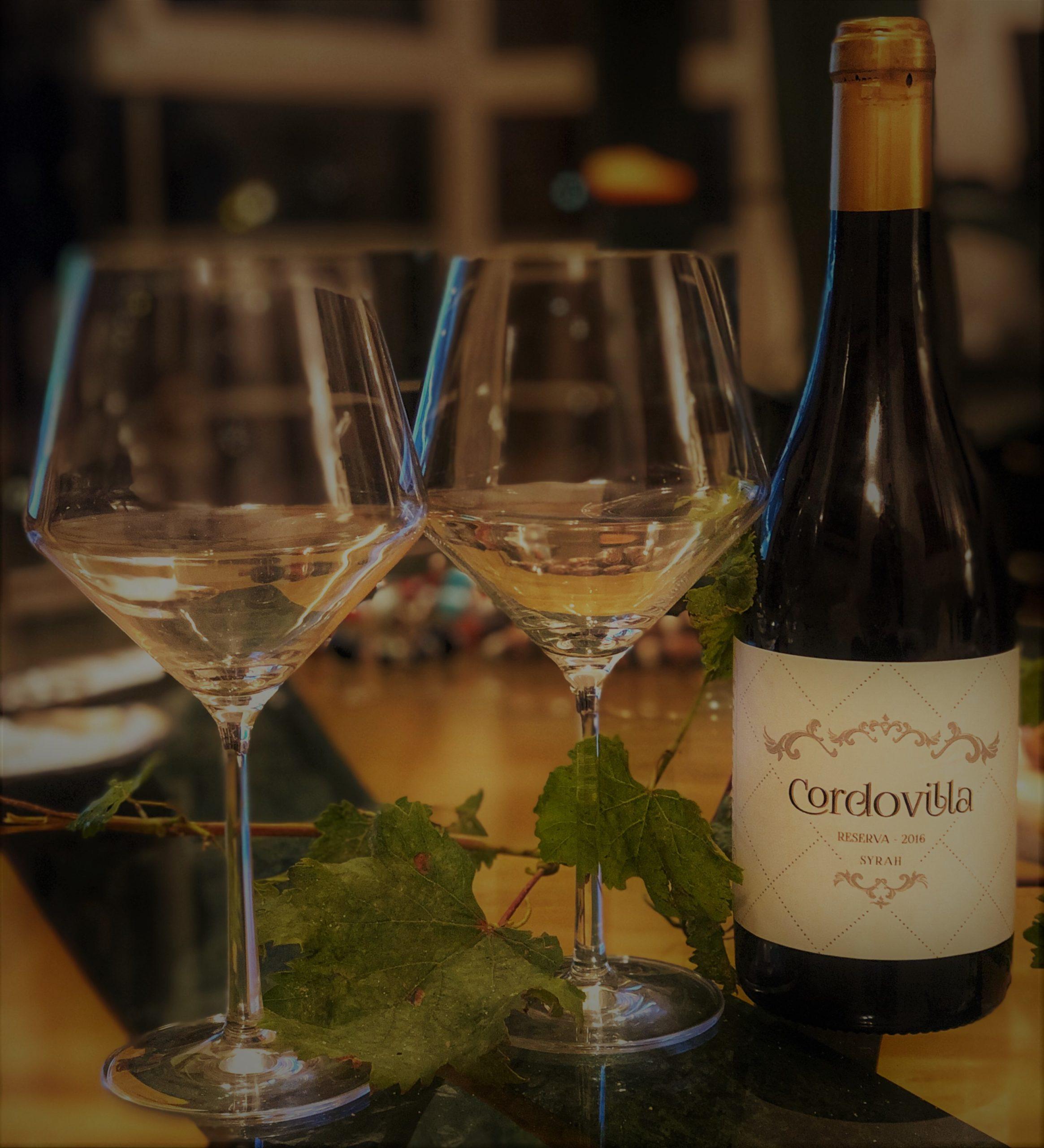 La syrah da lugar a vinos gastronómicos