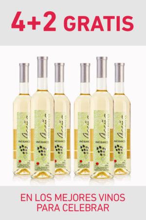 oferta vino blanco semidulce madrid regalo