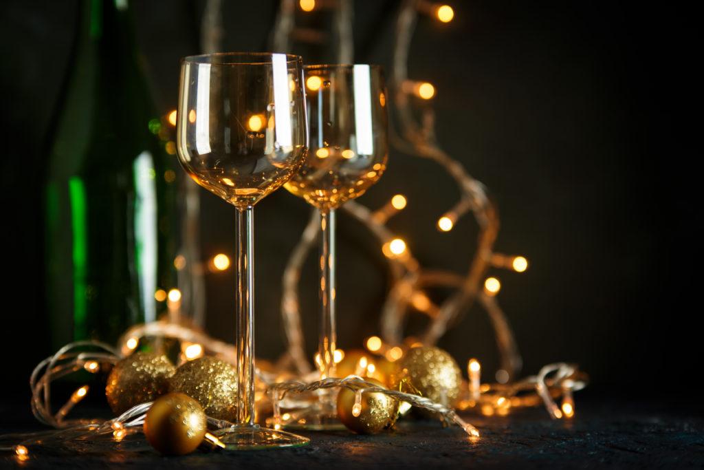 El vino en Navidad