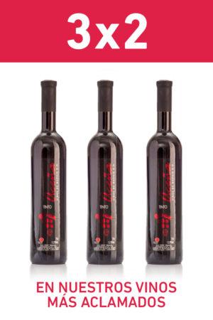 oferta vino tinto semidulce madrid