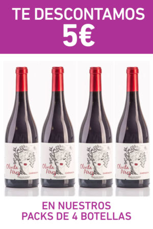oferta garnacha vinos de madrid