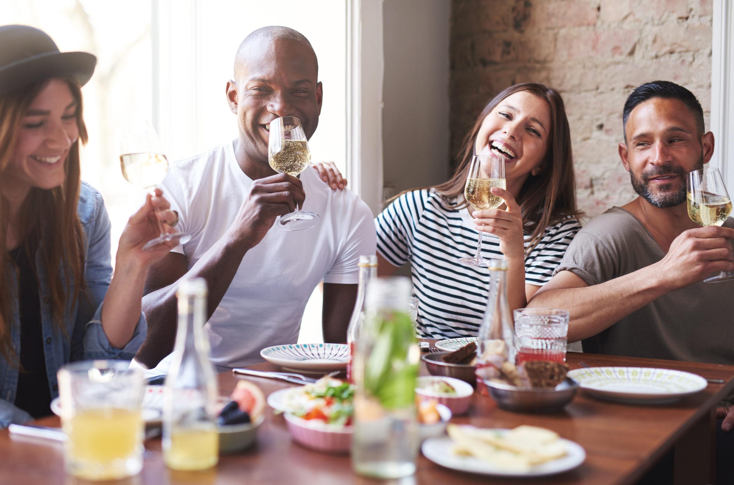 Los nuevos consumidores de vino, los jóvenes