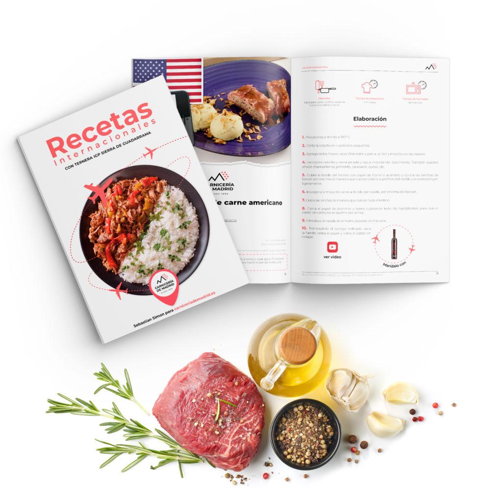 portada libro de cocina gratis