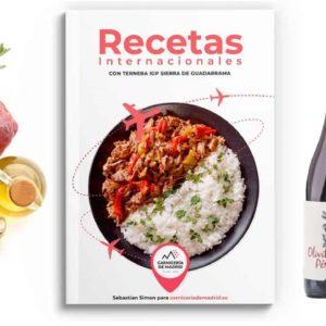 DESCÁRGATE GRATIS nuestro Libro de cocina con vinos de Madrid