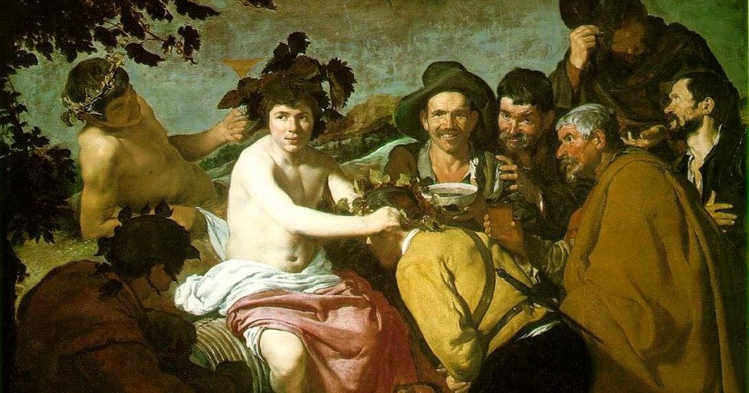 Los Borrachos de Velázquez. El vino de San Martín en el Siglo de Oro