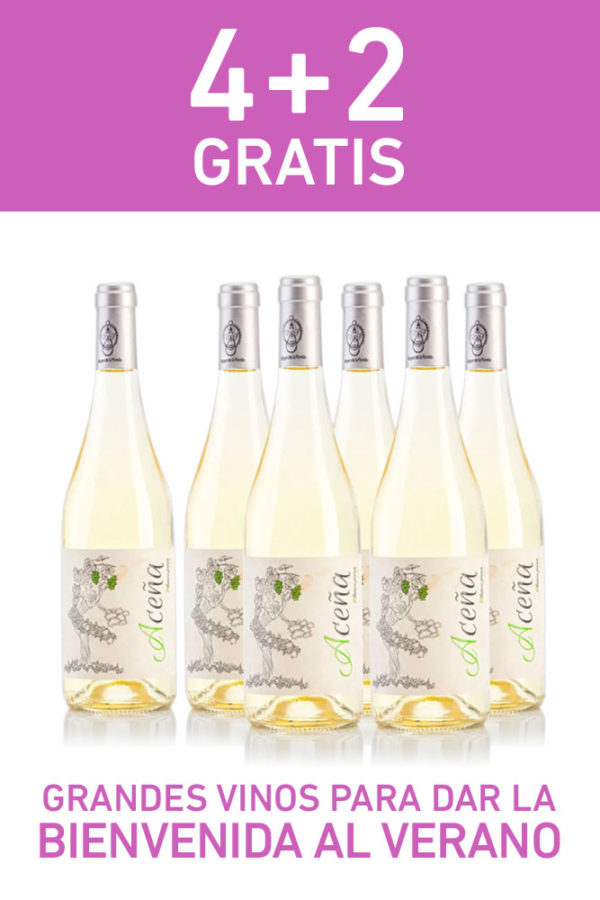 oferta vino blanco seco madrid