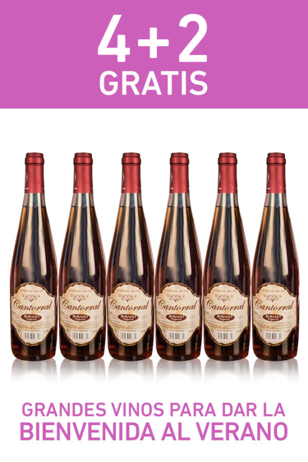 oferta vino blanco semidulce madrid