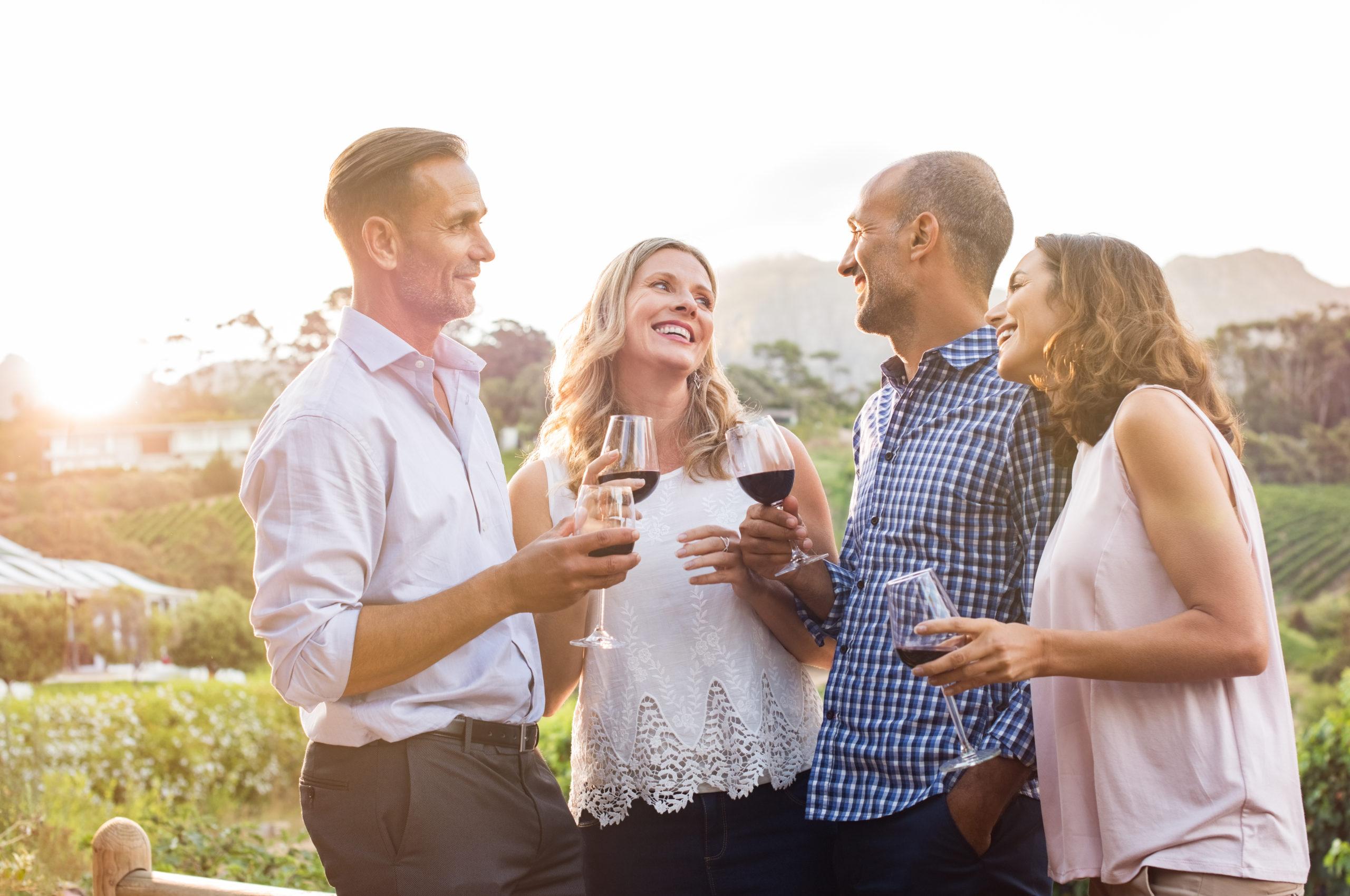 Perfil de consumidor de vino