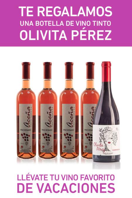 oferta vino rosado semidulce madrid