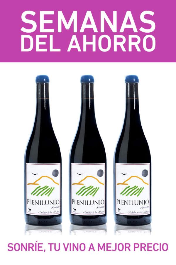 pack vino plenilunio madrid