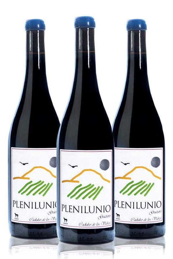 Vino Tinto Plenilunio x3