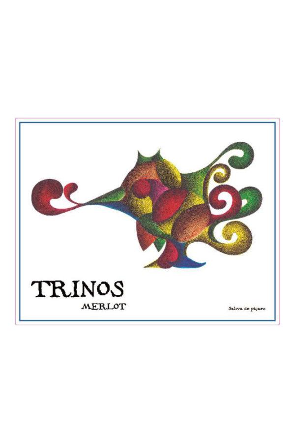 Vino Tinto Trinos Merlot