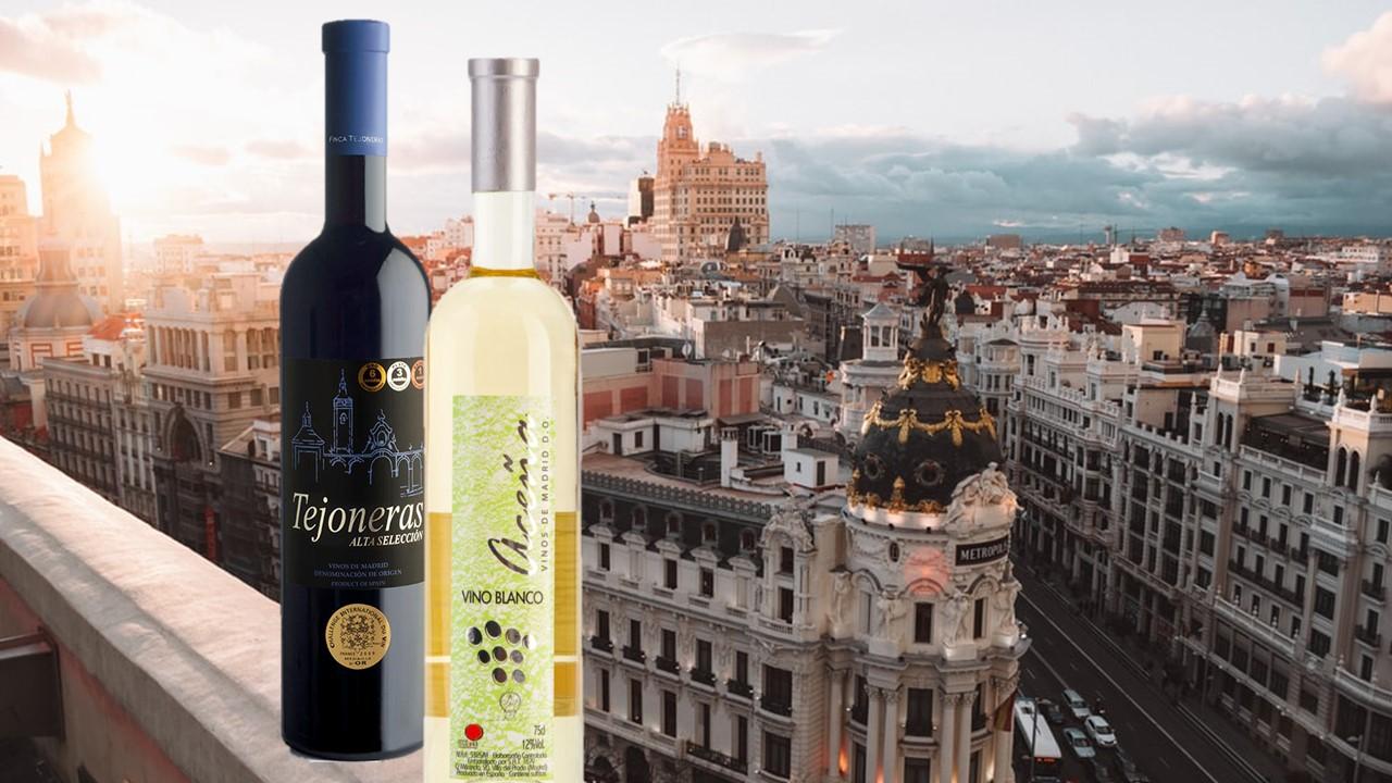 vinos de madrid marcas