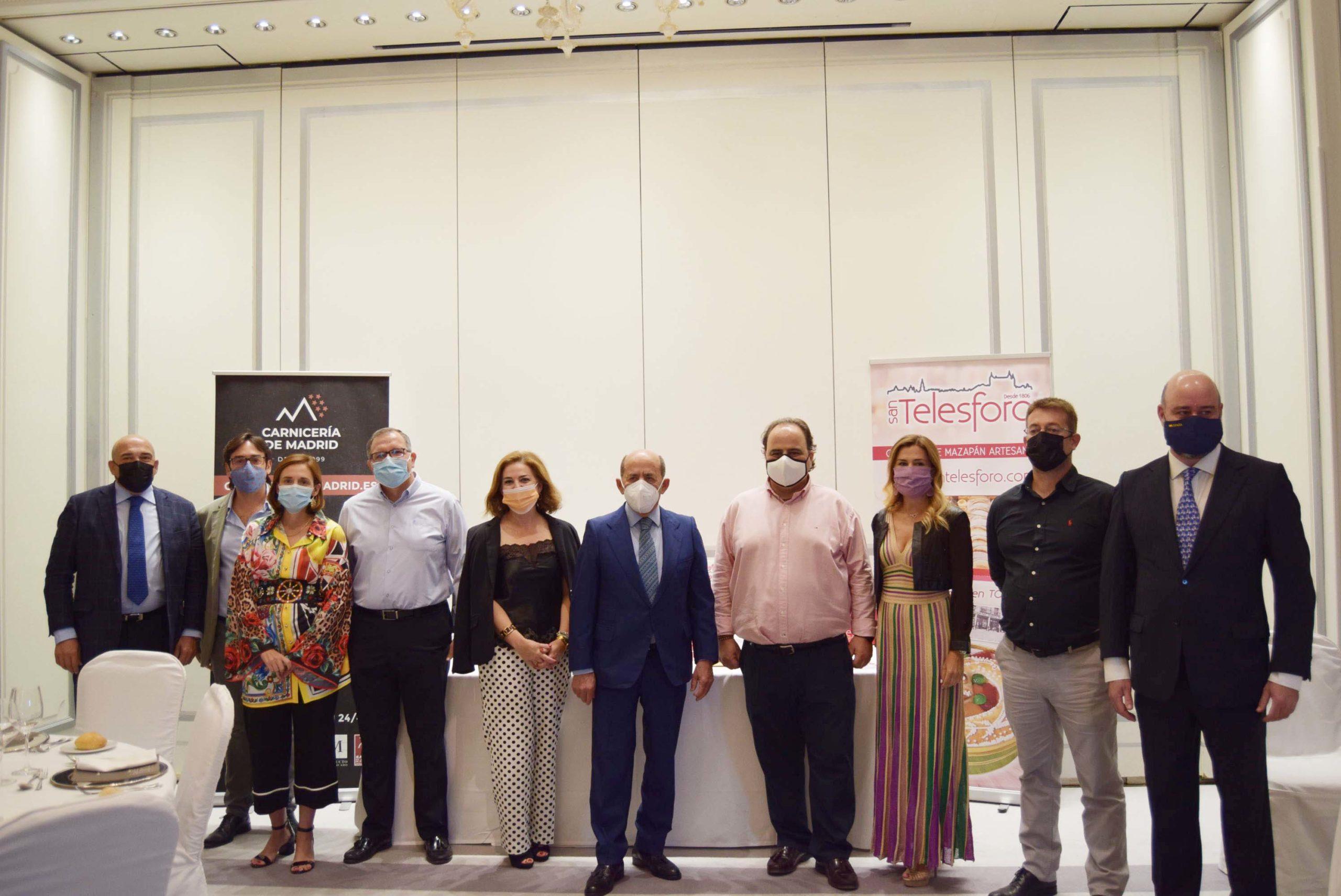 Rutas Gastronómicas de Producto Km.0 de Madrid homenajea a Gerardo Oter