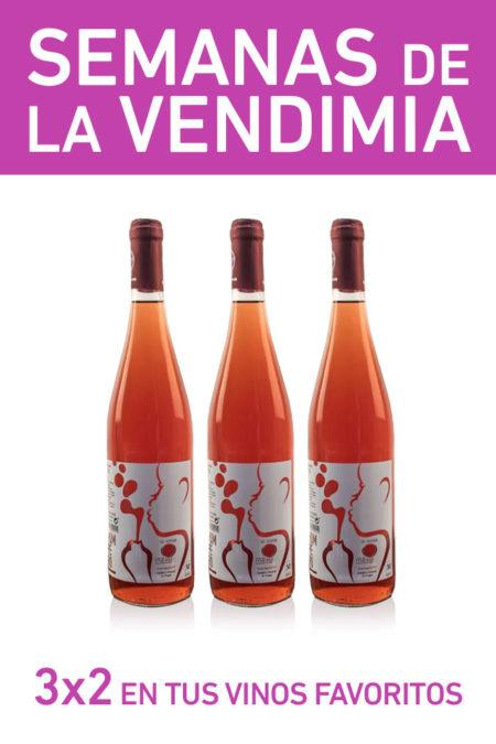 oferta vino garnacha madrid rosado pompero