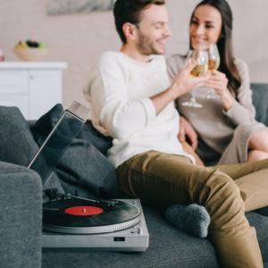 La música influye en el sabor del vino