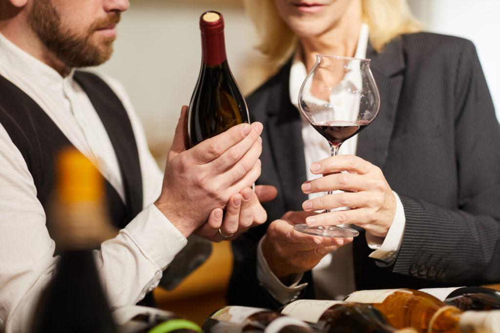 Cómo elegir bien el vino